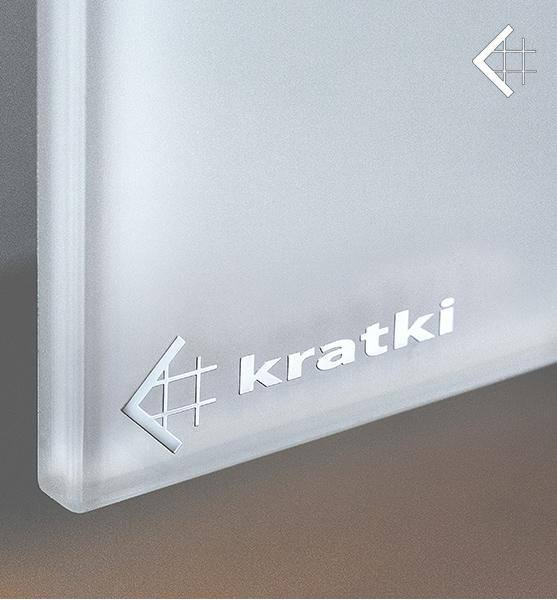 Биокамин Kratki Oscar <br> черный