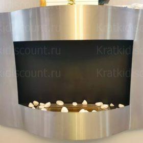 Биокамин Kratki LIMA <br> стальной