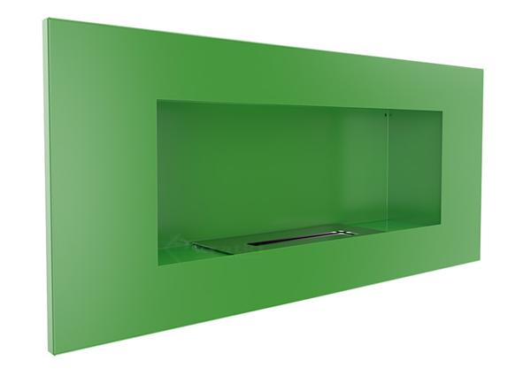 Биокамин Kratki Delta 2 <br> зеленый