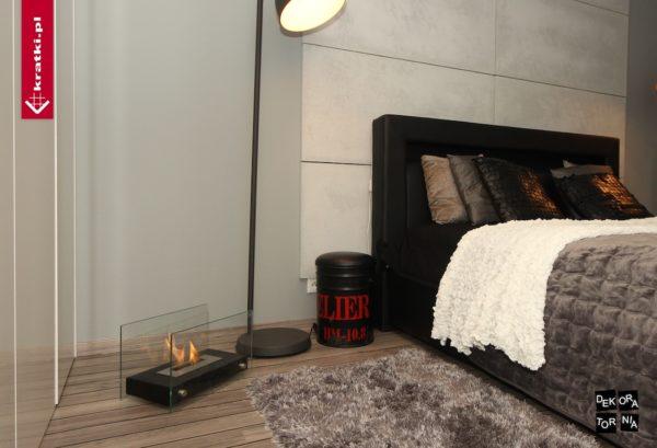 Биокамин Kratki HOTEL mini <br> черный