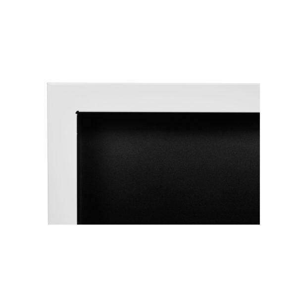 Биокамин NiceHouse 3D <br> 120х40 белый глянец
