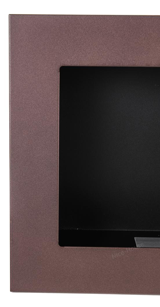 Биокамин NiceHouse  <br> 65х40 коричневый
