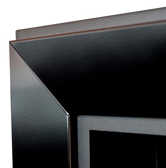 Биокамин Frame  <br> 120cm черный