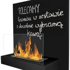Биокамин NiceHouse <br> Board черный