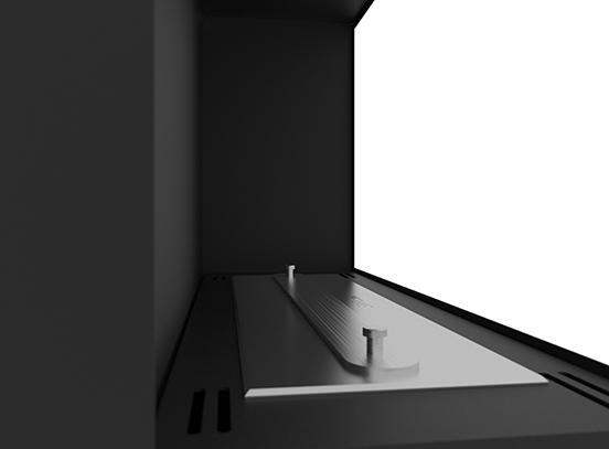Биокамин SFire Corner <br>60 см правый угол