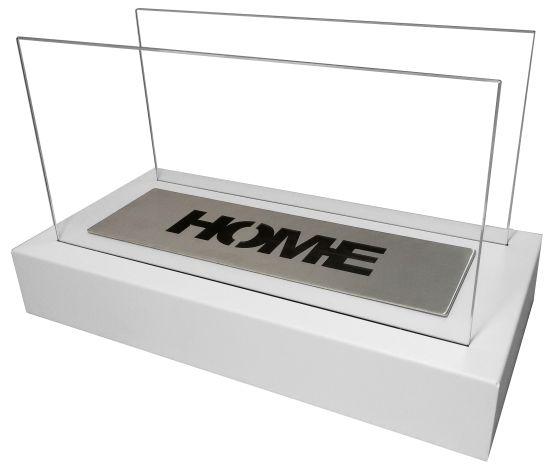Биокамин NHouse <br> Home белый