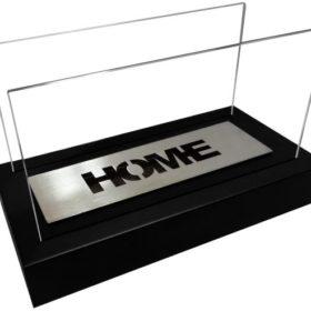 Биокамин NHouse <br> Home черный