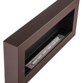 Биокамин NiceHouse  <br> BOX 90х40 коричневый