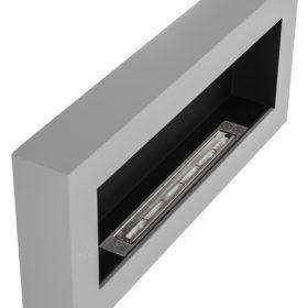 Биокамин NiceHouse  <br> BOX 90х40 серый