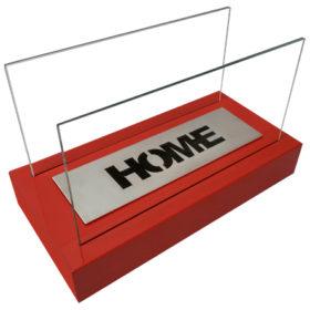Биокамин NHouse <br> Home красный