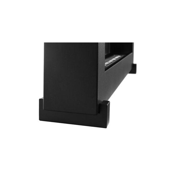Биокамин NiceHouse BOX <br>  90см на пол, черный