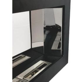 Биокамин NiceHouse  зеркало <br> 90х40 матовый