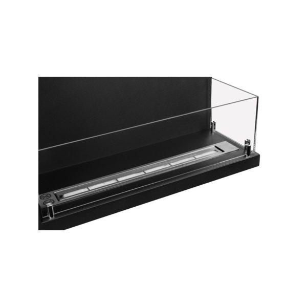 Биокамин Line-P 60 см <br> правый со стеклом